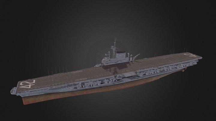 F D Roosevelt 3D Model