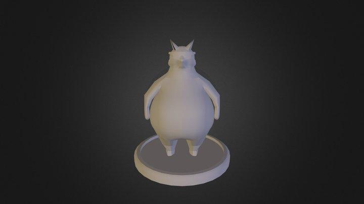Tim Final 3D Model