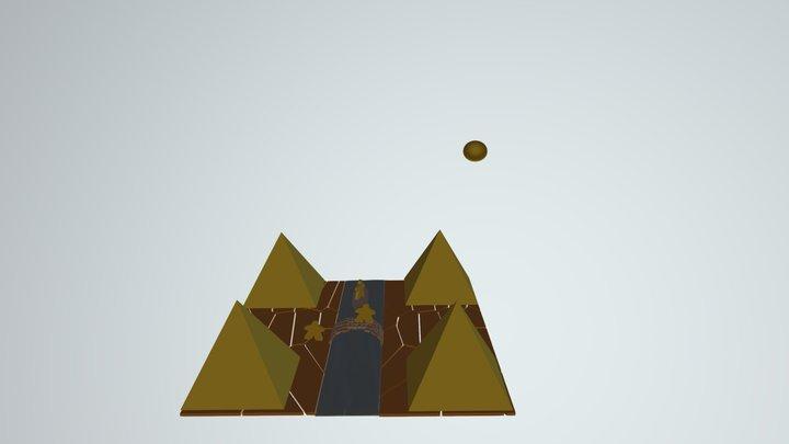 Egypt Project 3D Model