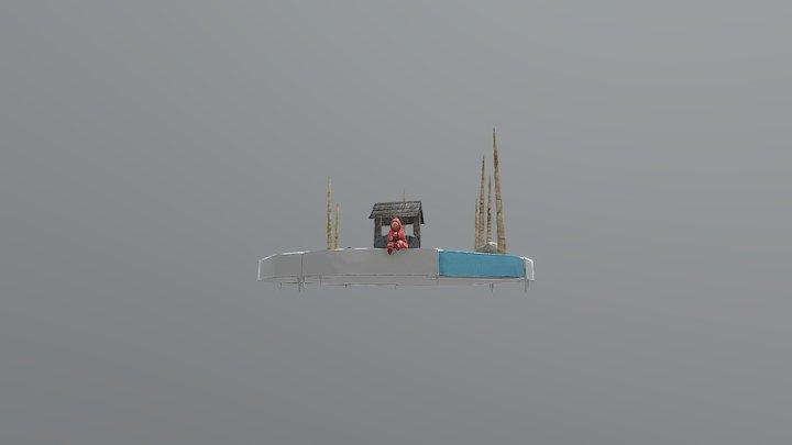 Snow 3D Model