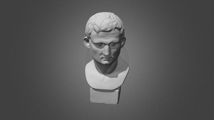 Android Desktop Scanner Scanning Works - David 3D Model