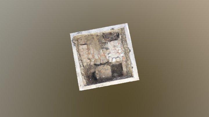 Tržnica Ptuj - sonda 5 3D Model