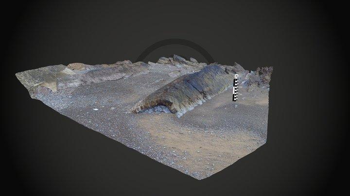 Whaleback Bude 3D Model