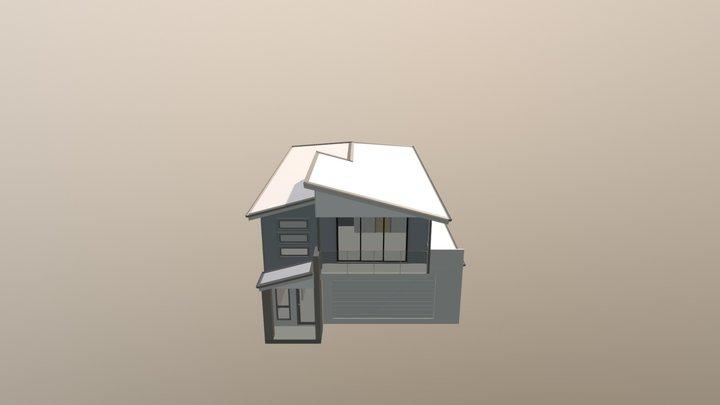 SUNVISTA - Ava1b- DECK 3D Model
