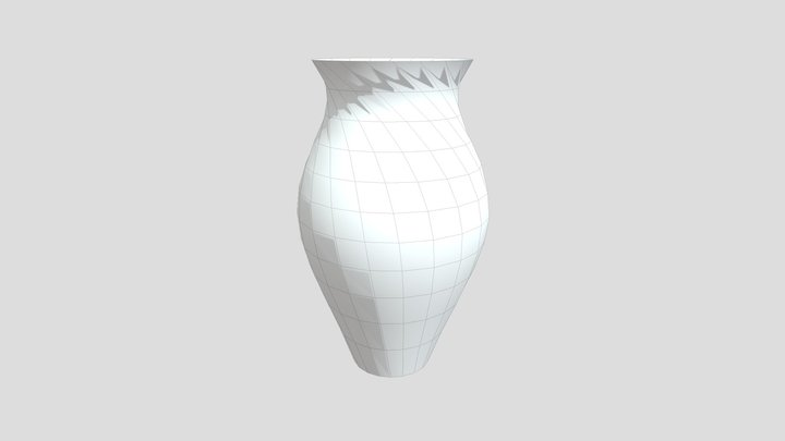 Suspended 3D Model