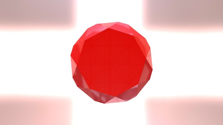 Ruby 3D Model