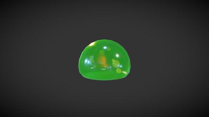Slime Variant 1 3D Model