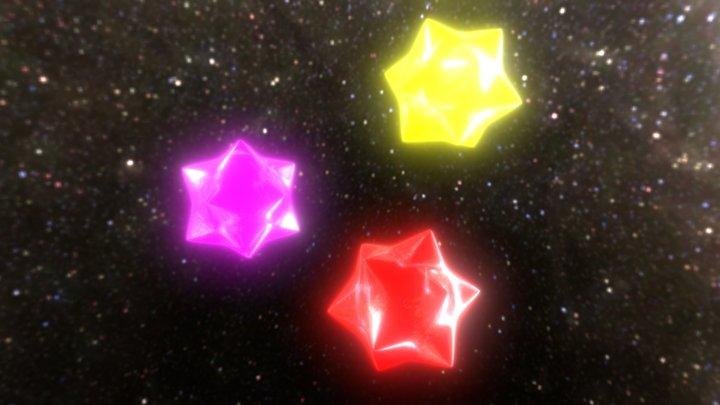 Starbit 3D Model