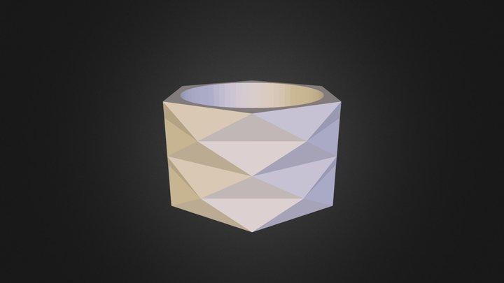 戒指 3D Model