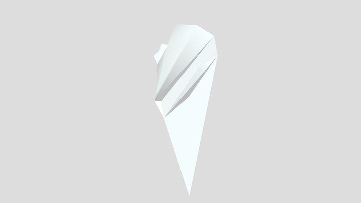 Assignment 1- Abstract Sculpture 3D Model