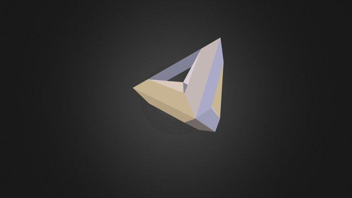 D_2(K_5) 3D Model