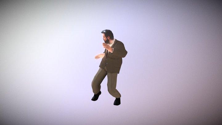 Wald dance 3D Model
