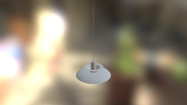 Poul Henningsen Lamp 3D Model