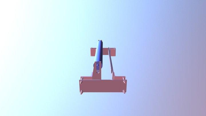 Zgarniacz 3D Model