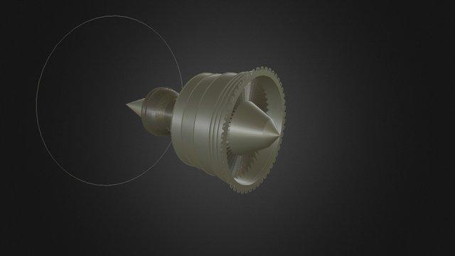 Motor-plane 3D Model
