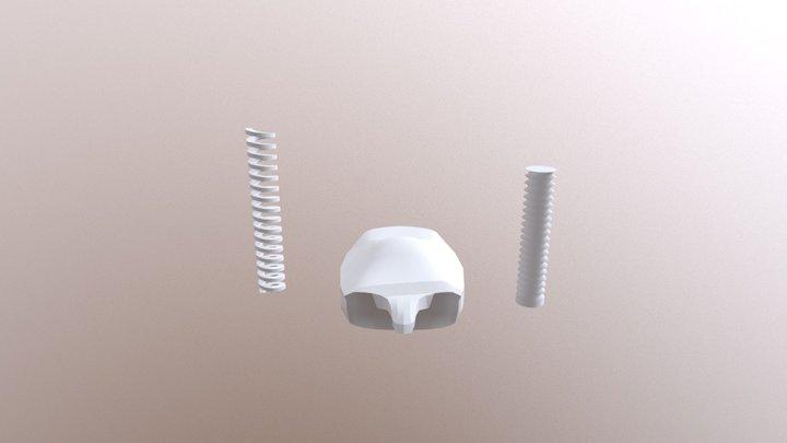 Weekly Progress 2 3D Model
