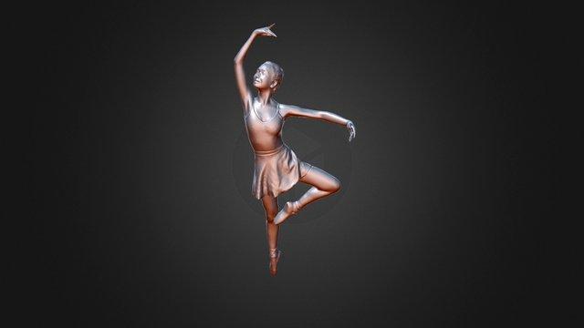 Ballet200k 3D Model