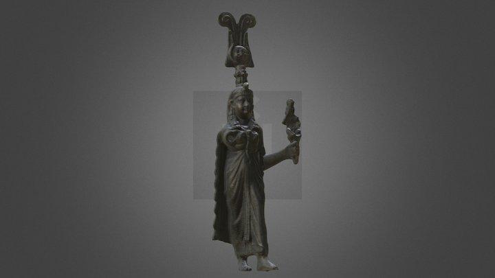 Isis Regina 3D Model