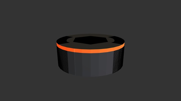Nobel's Speaker 3D Model