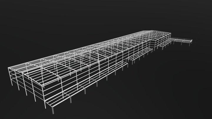 SNV 3D Model