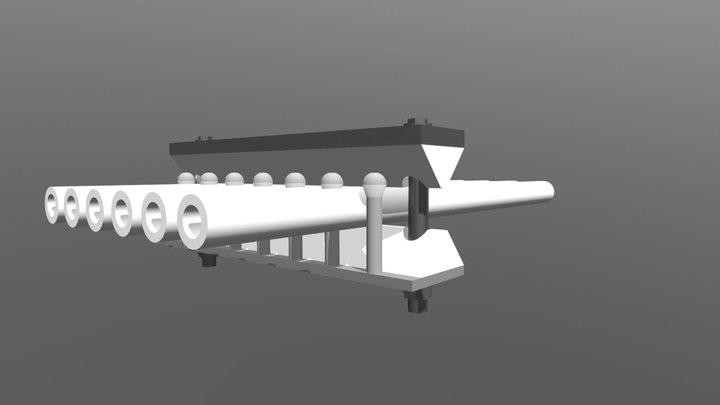 T-SEP 3D Model