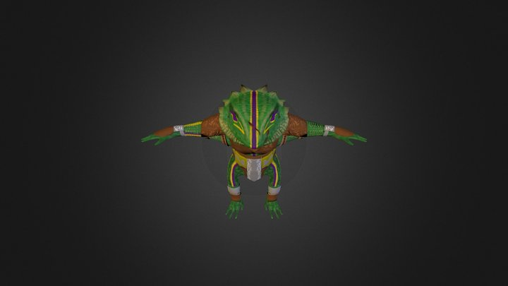 export_test 3D Model