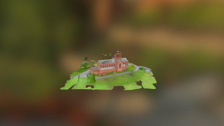 Crichton Memorial Church 3D Model