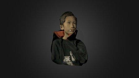 Reirei 3D Model