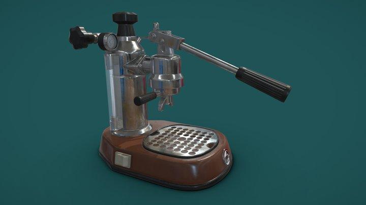 La Pavoni - Espresso Machine 3D Model