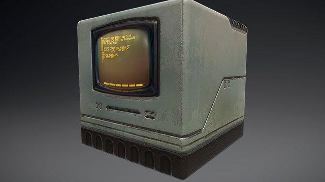 SM_Box 3D Model