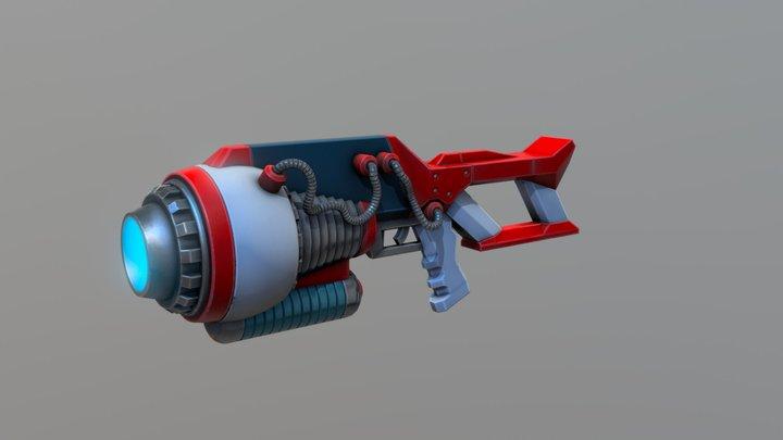 Enigma Prison's Teleport Tool 3D Model