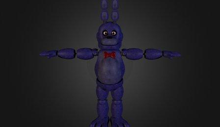 Bonnie 3D Model