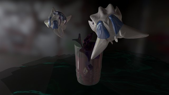 THÚ 2 3D Model