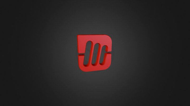 Logo CH 3D Model