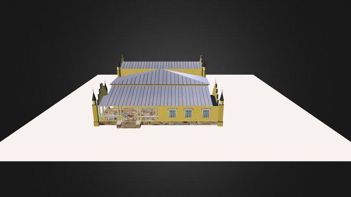 Rerih 3D Model