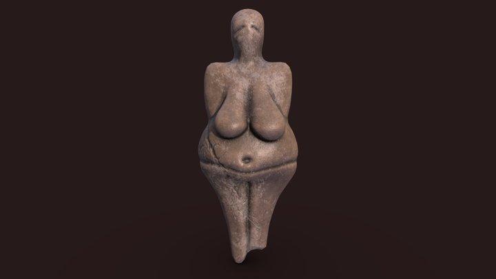 Venus Dolní Věstonice 3D Model