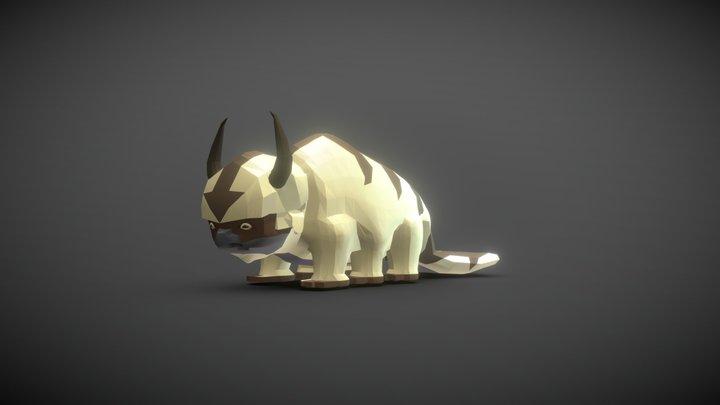 Appa Bison 4 3D Model