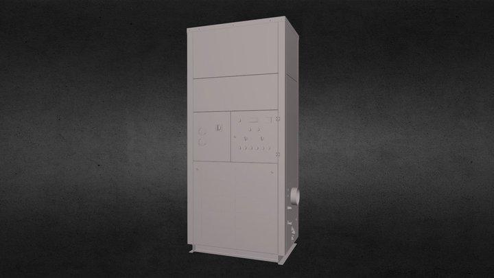 MAC-C60A 3D Model