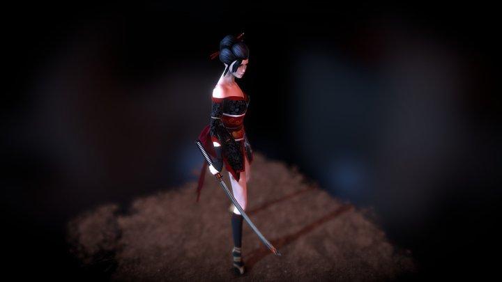 Katanami 3D Model