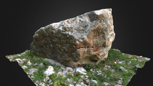 Stone 1 3D Model