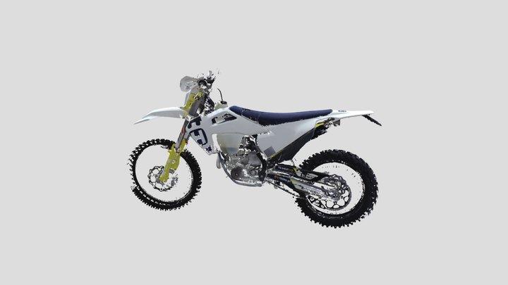 Husqvarna 250 3D Model
