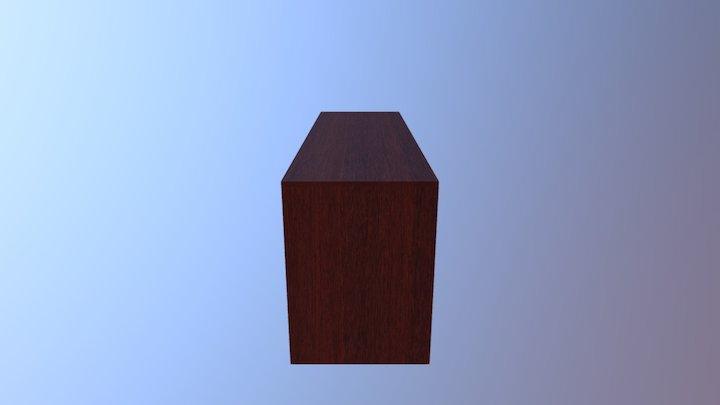 mueble nº1 3D Model