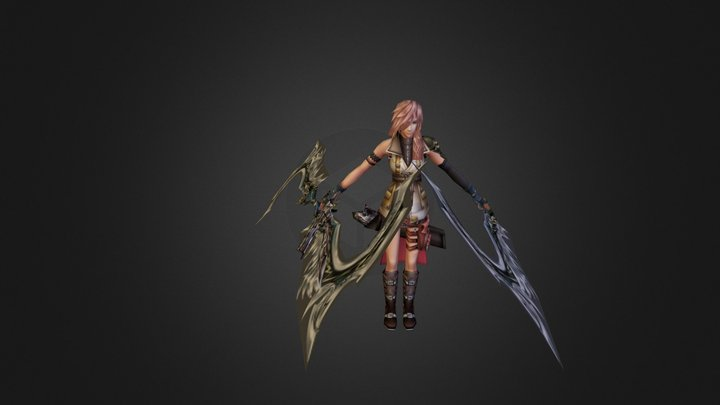 Lightning.zip 3D Model