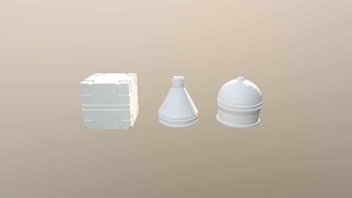 MeshModelingEx01 3D Model