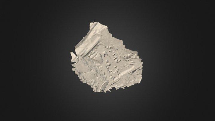 Gravel Pit Survey March 13, 2015  3D Model