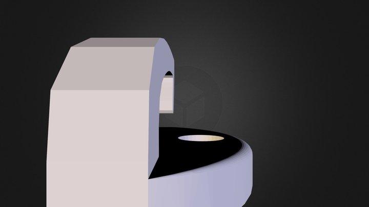 kabelhaakje.stl 3D Model