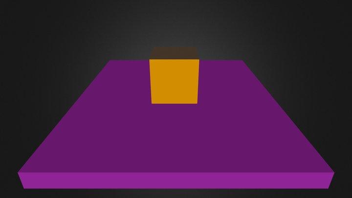 box material test 3D Model