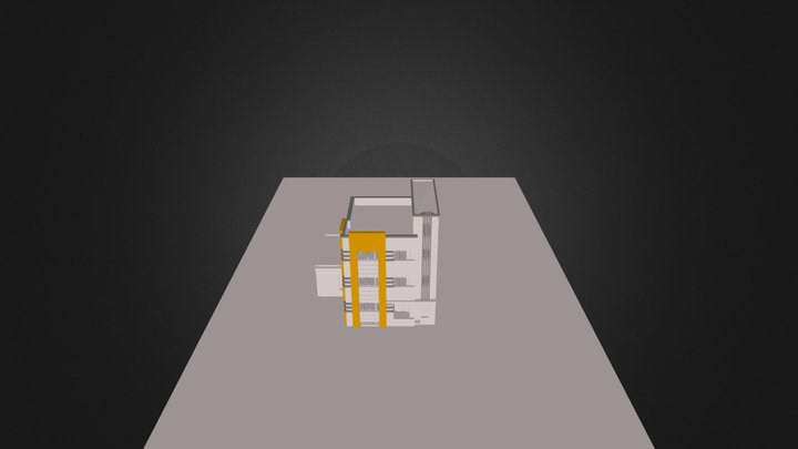 Model 3D Nbeul 3D Model