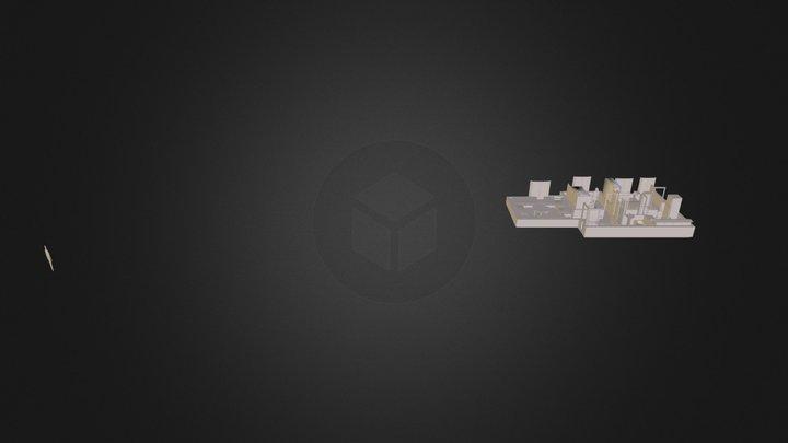 app seul blida 1 3D Model