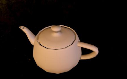 teapot001 3D Model